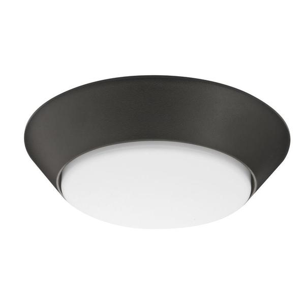Lithonia Lighting FMML 7 840 WL DDBT M6 LED Small Black Bronze Versi Flush Mount