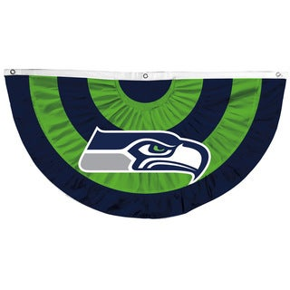 Seattle Seahawks Blue, Green and White Nylon Wall Decor