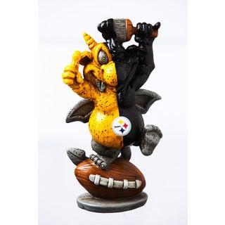 GO'goyles Pittsburgh Steelers Polyresin Garden Statue