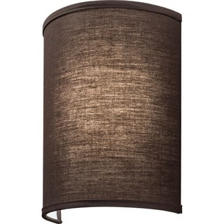 Lithonia Lighting Aberdale Brown 11-inch 3000K LED Wall Sconce