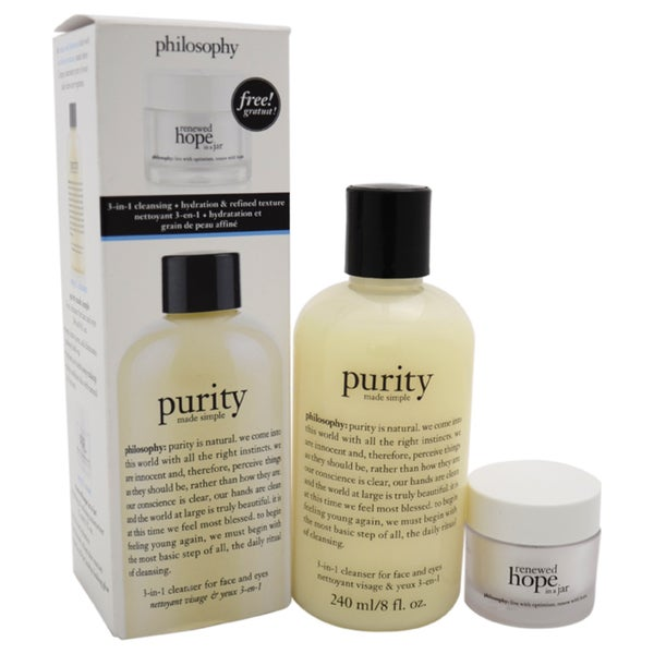Philosophy Purity And Renewed Hope Duo Set