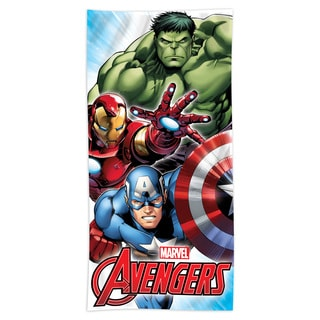 "Avengers """"Mighty Avengers"""" Beach Towel"