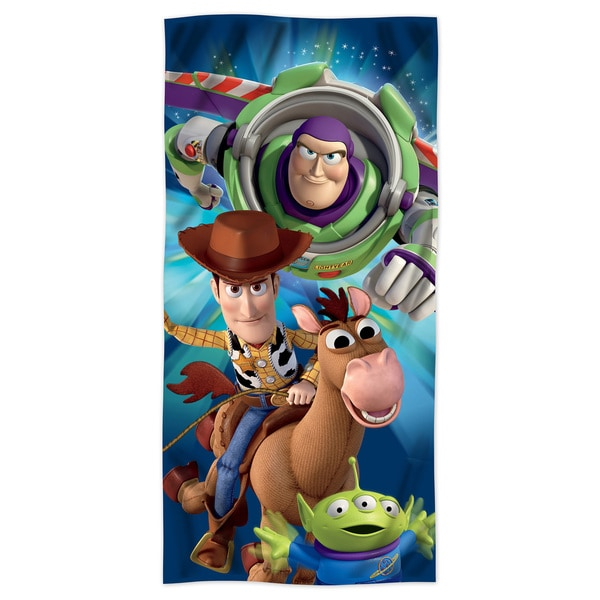 "Toy Story """"Way Out"""" Beach Towel"