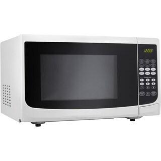 Danby DMW7700WDB White 0.7cubic-foot 700-watt Countertop Microwave Oven