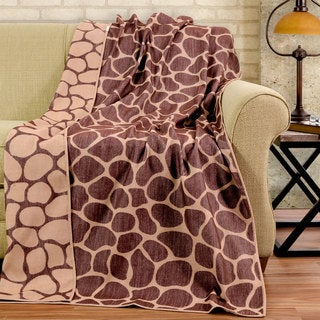 Bedford Cottage Contemporary Collection Mosiac Throw