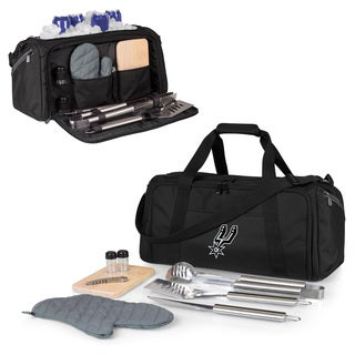 Picnic Time San Antonio Spurs BBQ Kit Cooler