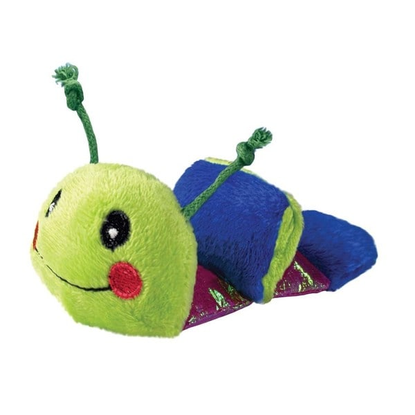 KONG Polyester Caterpillar Cat Toy
