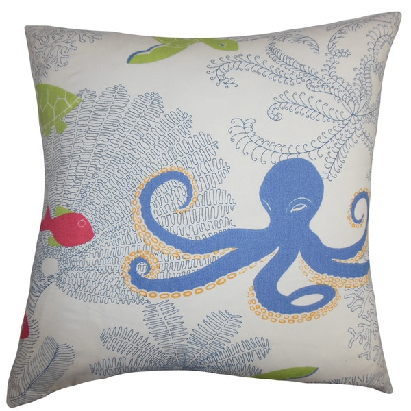 Ondine Throw Pillow Cover