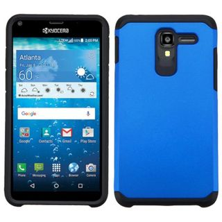 Insten Hard PC/ Silicone Dual Layer Hybrid Rubberized Matte Case Cover For Kyocera Hydro View