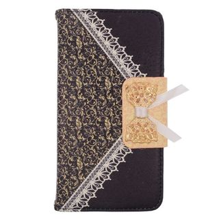 Insten Leather Case Cover with Stand/ Wallet Flap Pouch For Alcatel One Touch Fierce 2 7040T/ Pop Icon