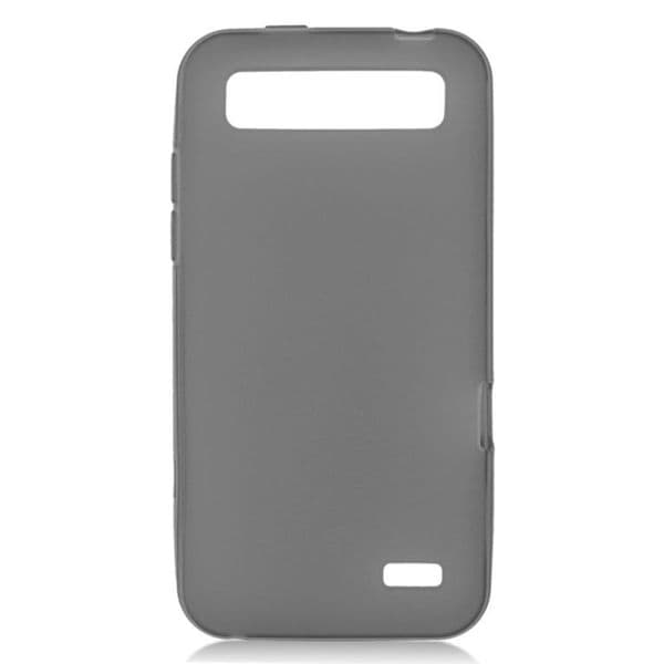Insten TPU Rubber Candy Skin Case Cover For ZTE Speed