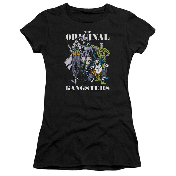 DC/Original Gangsters Junior Sheer in Black
