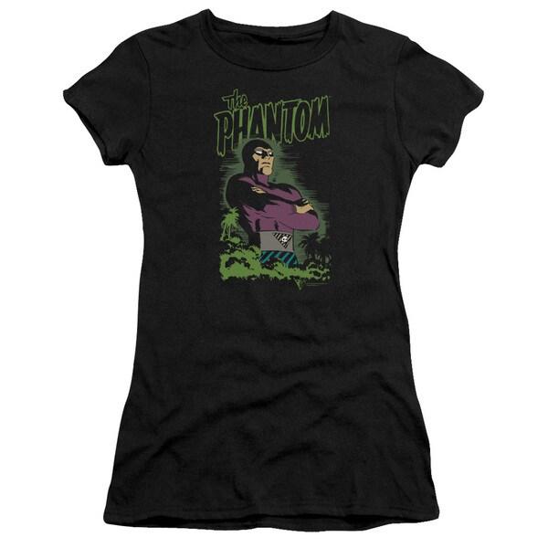 Phantom/Jungle Protector Junior Sheer in Black in Black