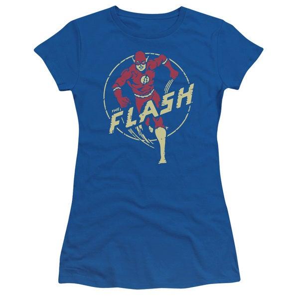 DC/Flash Comics Junior Sheer in Royal Blue