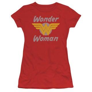 DC/Wonder Wings Junior Sheer in Red