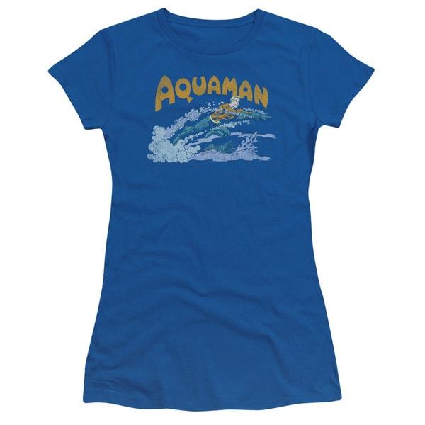 DC/Aqua Swim Junior Sheer in Royal