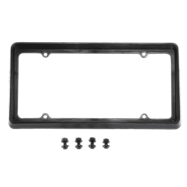 Custom Accessories 92502 Sport License Plate Frame