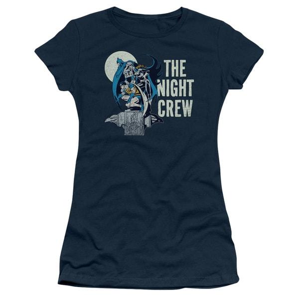 DC/Night Crew Junior Sheer in Navy