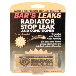 Bars Leaks G12BP .75 Oz Radiator Stop Leak & Conditioner 19053379