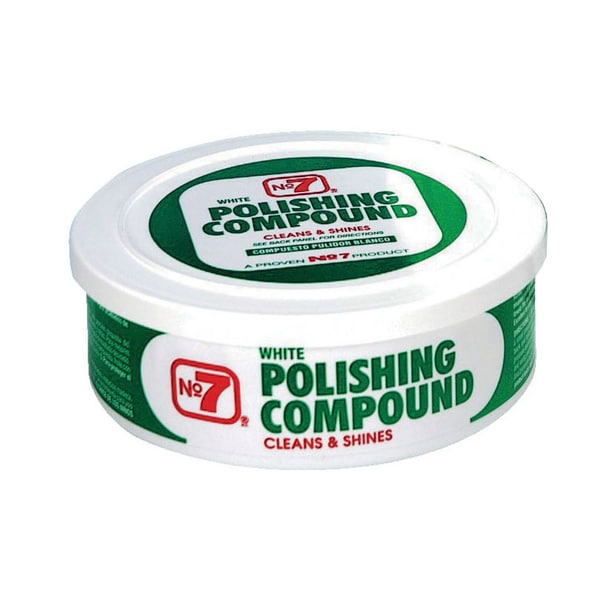 Cyclo 07610 10 Oz White Polishing Compound