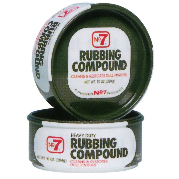 Cyclo 08610 10 Oz Rubbing Compound