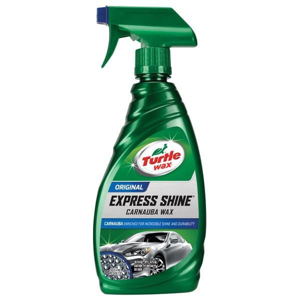 Turtle Wax T136R 16 Oz Express Shine Liquid Car Wax