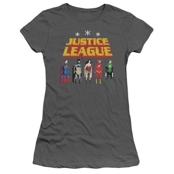 JLA/Standing Below Junior Sheer in Charcoal