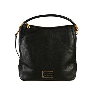 Marc by Marc Jacobs Too Hot To Handle Black Hobo Handbag