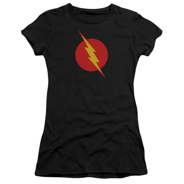JLA/Reverse Flash Junior Sheer in Black in Black
