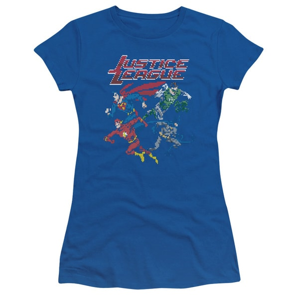 JLA/Pixel League Junior Sheer in Royal Blue