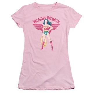 JLA/Ww Sparkle Junior Sheer in Pink
