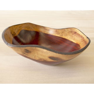 Cocobolo Decorative Bowl