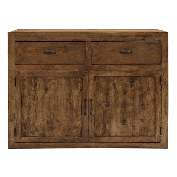 Gavin Light Brown Bar Cabinet