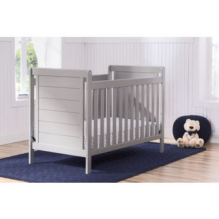 Delta Children Sunnyvale Grey 4-in-1 Convertible Crib