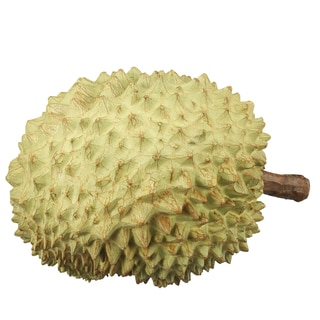 Blossom Paradise 8.5-inch x 6-inch x 6-inch Small Faux Durian Fruit