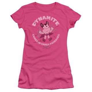 Mighty Mouse/Dynamite Junior Sheer in Hot Pink