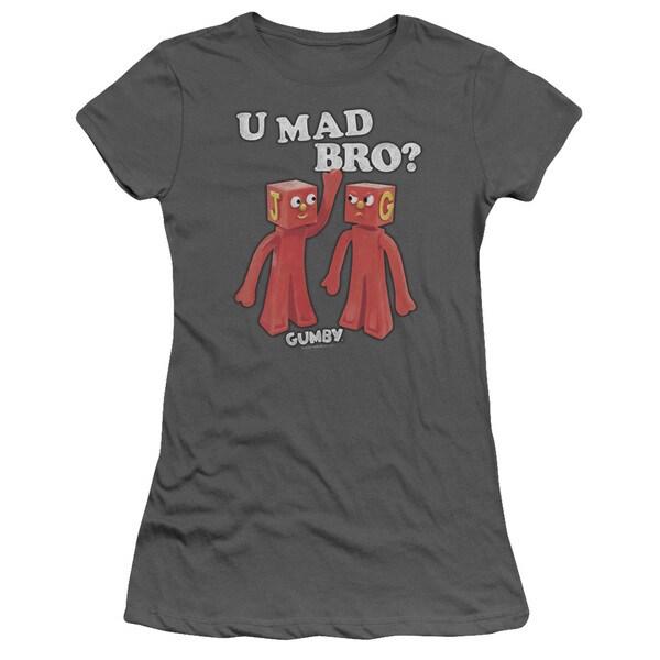 Gumby/U Mad Bro Junior Sheer in Charcoal