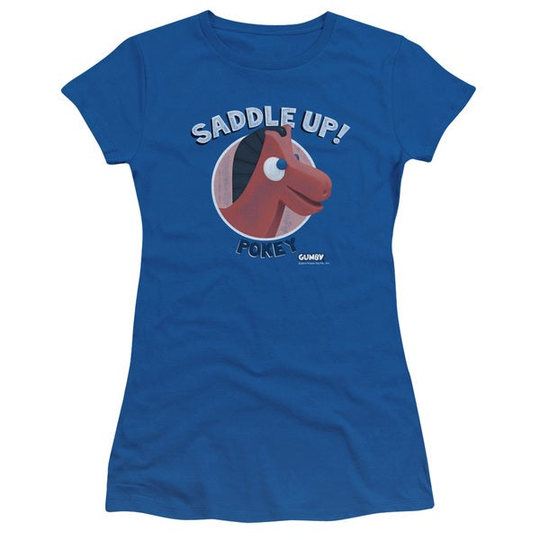 Gumby/Saddle Up Junior Sheer in Royal