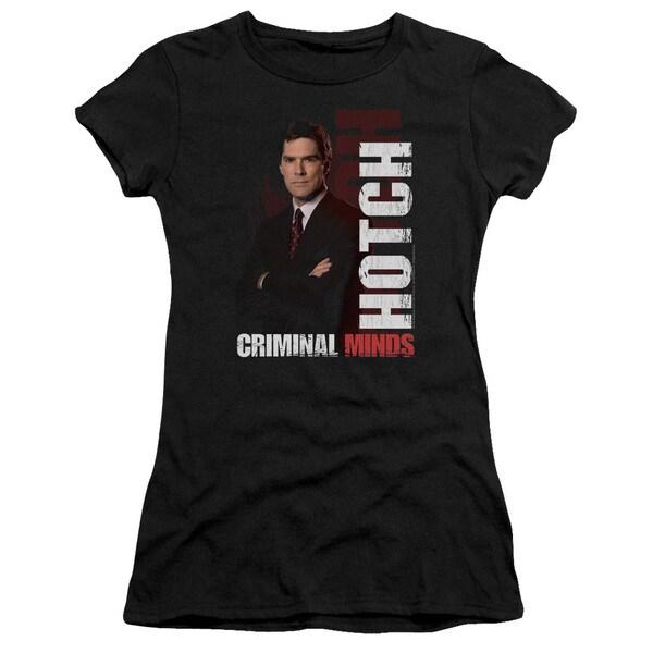 Criminal Minds/Hotch Junior Sheer in Black