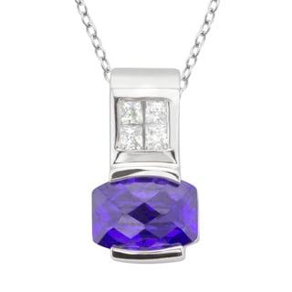 Haven Park Sterling Silver Pendant Necklace