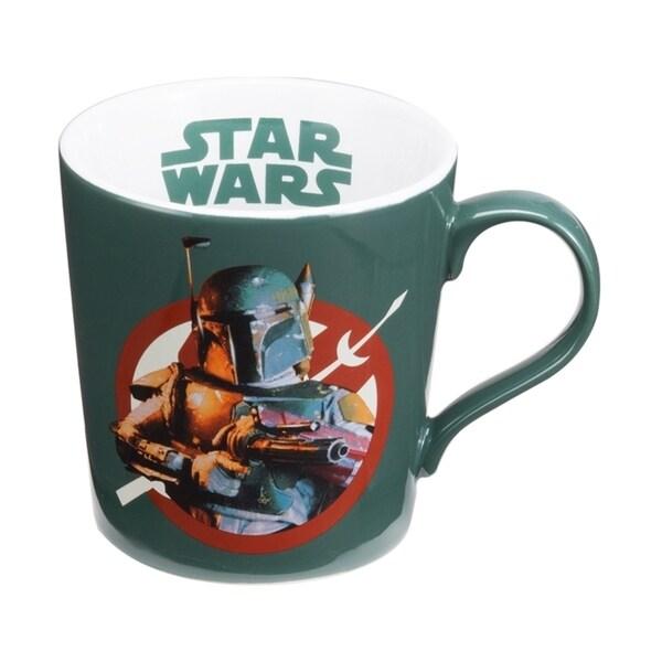 Star Wars Boba Fett 12-ounce Ceramic Coffee Mug 19058215