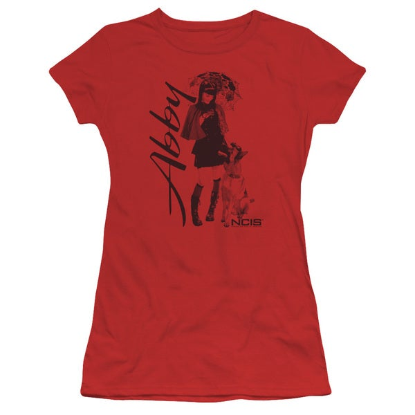 Ncis/Sunny Day Junior Sheer in Red