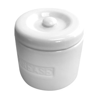 Fox Run Porcelain Grease Container