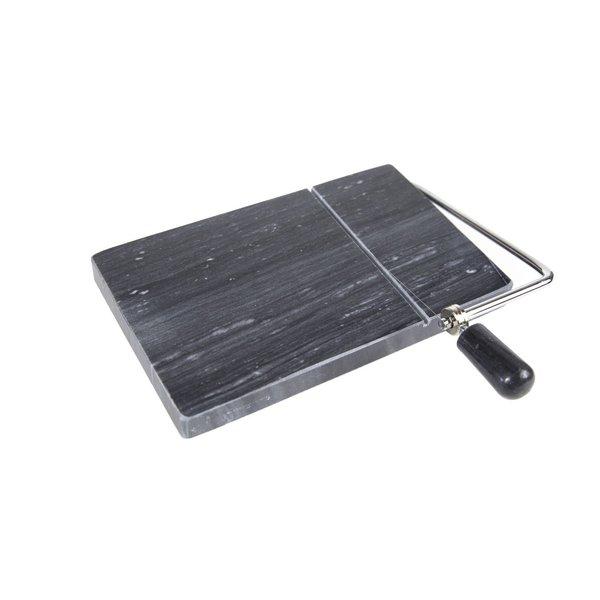Fox Run Black Marble 8-inch x 5-inch Cheese Slicer