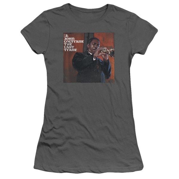 John Coltrane/Last Train Junior Sheer in Charcoal