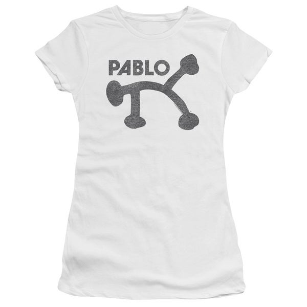 Retro Pablo Junior Sheer in White