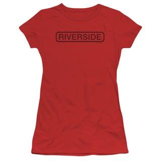 Riverside Vintage Junior Sheer in Red