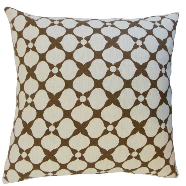 Qiturah Geometric Throw Pillow Cover Cew