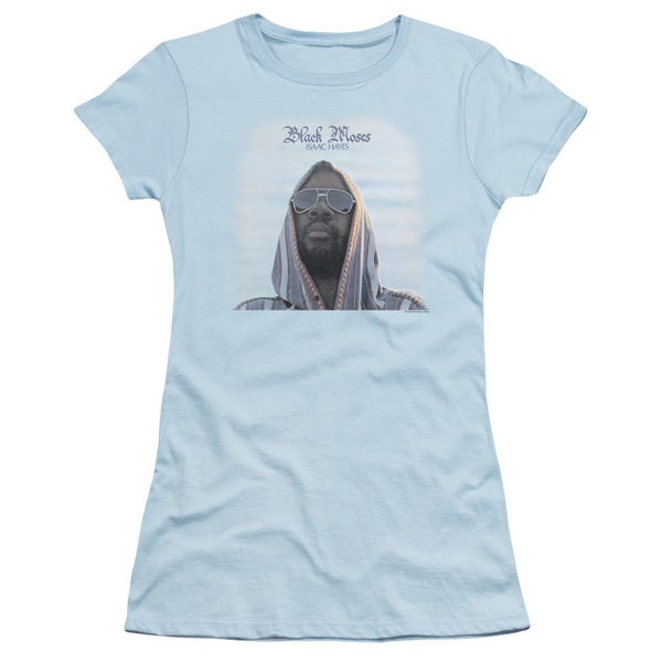 Isaac Hayes/Black Moses Junior Sheer in Light Blue