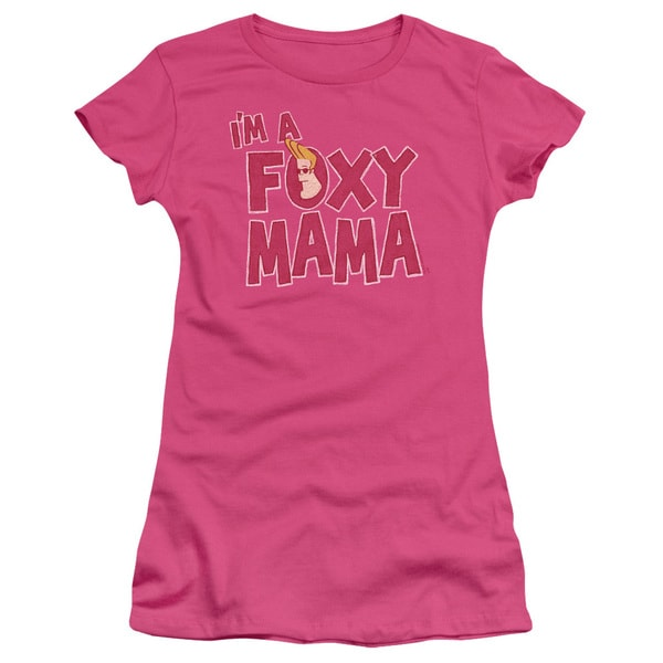 Johnny Bravo/Foxy Mama Junior Sheer in Hot Pink